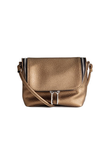 Small shoulder bag - Bronze - Ladies | H&M CN 1